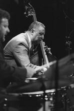 Ray Brown, North Sea Jazz Festival, The Hague, Netherlands, 1993. Creator: Brian Foskett.