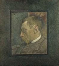 Portrait of Émile Verhaeren