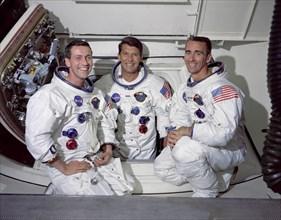 Apollo 7 - NASA, 1968. Creator: NASA.