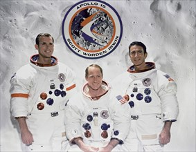 Apollo 15 - NASA, c1971. Creator: NASA.