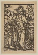 The Resurrection.n.d. Creator: Albrecht Durer.