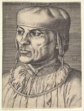 Leonhart von Eck, 1527. Creator: Barthel Beham.