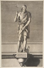 St. John Baptist. Creator: Conrad Lauwers.