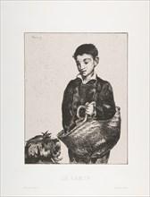 The Urchin, 1868. Creator: Edouard Manet.