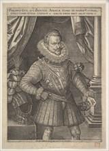 Philip William of Orange. Creator: Jan Wierix.