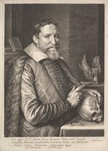 Portrait of Joannes Neyen, General of the Order of Franciscan Friars, Ambassador in Trier, 1608. Creator: Michiel Jansz van Miereveld.