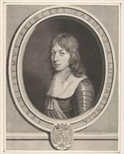 Charles V, duc de Lorraine, 1660. Creator: Robert Nanteuil.