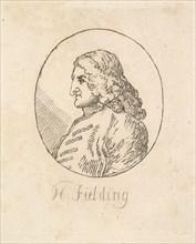 Henry Fielding, ca. 1835. Creator: Unknown.