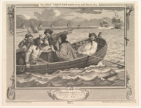 The Idle 'Prentice Turned Away and Sent to Sea