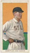 Demmitt, St. Louis, American League, from the White Border series
