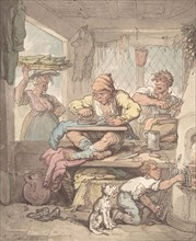 The Tailor, 1814.