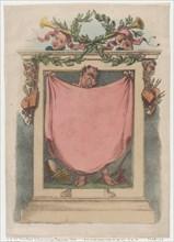 Title Page, Rowlandson's Caricature Magazine, 1808.