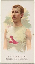 E.C. Carter, Runner, from World's Champions, Series 2