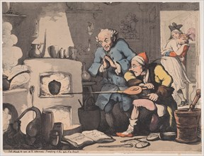 Hocus Pocus, or Searching for the Philosopher's Stone, March 12, 1800.