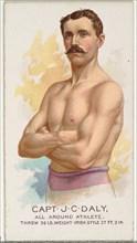 Captain J.C. Daly