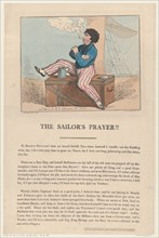 The Sailor's Prayer!!