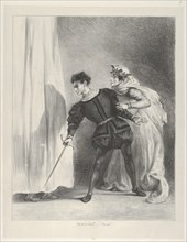 The Murder of Polonius
