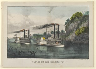 A Race on the Mississippi
