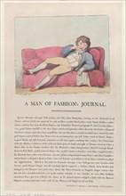 A Man of Fashion's Journal