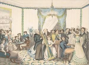 A Concert, 1820-30.