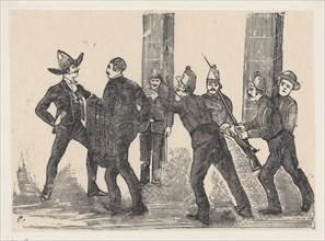 Execution of Jesus Bruno Martinez, 1892.