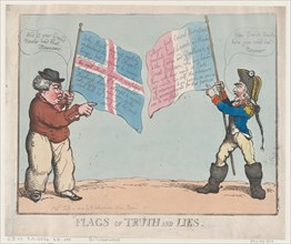 Flags of Truth and Lies, July 10, 1803.