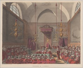 House of Lords, 1808.