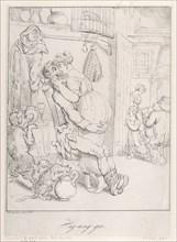 Hug-mug-gin, 1815.