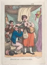 Rigging Out a Smuggler, September 25, 1810.