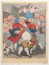 Taylor turn'd Lord, 1812.