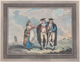 The Students, January 1, 1793.