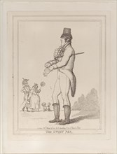 The Sweet Pea, August 29, 1812.