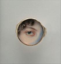 Eye of Maria Miles Heyward, ca. 1802.
