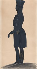 Colonel H.J. Daniell, full length to the left, 1827-44.