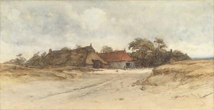 Farmhouses, 19th century.