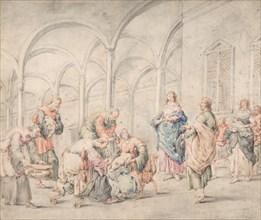 The Circumcision, 1611-74.