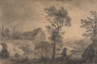 The Bend in the River, 1767.