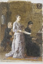 The Pathetic Song, 1881.