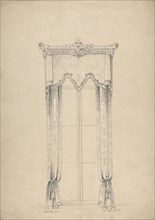 Design for Curtains, 1841-84.