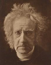Sir John Herschel, 1867.