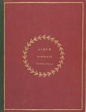 Album di disegni fotogenici, 1839-40.