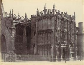 Town Hall, Cirencester, 1858.