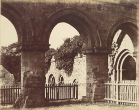 Buildwas Abbey, 1858.
