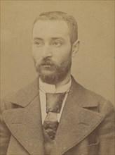 Dutheil. Louis. 29 ans, né le 28/7/64 à Maisonnais (Ht Vienne). Tailleur d'habits. Anarchiste. 3/7/94. , 1894.