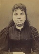 Malpet. Jeanne (femme Pivier). 51 ans, née en mai 42. Couturière. Anarchiste. 3/7/94., 1894.