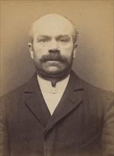 Decker. Jacques. 43 ans, né à Grodeskersheim (Bas-Rhin). Tailleur d'habits. Anarchiste. 9/3/94. , 1894.