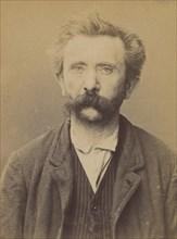 Bordes. Guillaume, Auguste. 40 ans, né à Centrayes (Aveyron). Tailleur. Pas de motif. 29/2/94. , 1894.