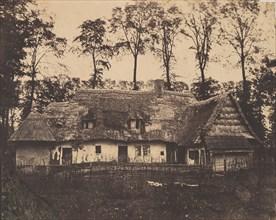Ancienne Ferme à Pérenchies, 1854.
