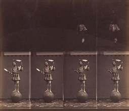 The Juggler Manoel, 1861.