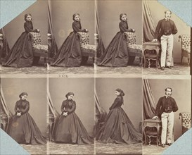Costumes V, 1863-67.